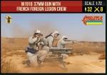 1-72-M1916-37mm-Gun-with-French-Foreign-Legion-Crew-Rif-War