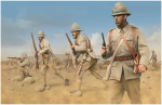 1-72-Imperial-British-Camel-Corps-Dismounted
