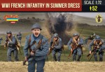 1-72-French-Infantry-in-Summer-Dress-WWI