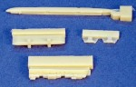 1-48-Israel-Air-Force-F-4E-ES-Phantom-II-sparrow-bay-missile-pylon-and-launch-rail-designed-to-be-used-with-Hasegawa-and-Revell-kits