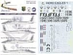RARE-1-48-East-Coast-Demo-Eagles-1st-FW-Langley-FF-SALE-