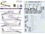 RARE-1-48-East-Coast-Demo-Eagles-1st-FW-Langley-FF-SALE-