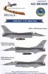 RARE-1-48-F-16C-Viper-East-Demo-Team-4-SALE-