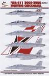 RARE-1-48-F-A-18F-VFA-211-Checkmates-SALE-