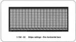 1-150-Ships-Railings-5-Horizontal-Bars