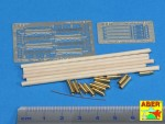 1-16-Barrel-cleaning-rods-with-brackets-for-Tiger-I-early-late