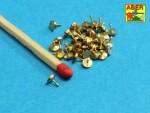 1-16-Turned-rivets-09-x13-x-05mm-40-pcs-