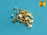 1-16-Turned-imitation-of-Hexagonal-bolts-085-x-130-mm-x-30-pcs-