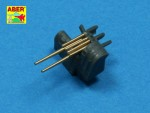 1-350-Set-of-8-pcs-127-mm-barrels-with-recoil-for-Japan-ships