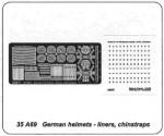 1-35-German-helmet-liners-chin-straps-badg