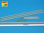 1-35-Telegraph-pillar-set-for-2-cross-bars-with-16-insulators-each