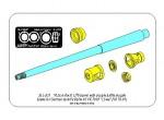 1-35-105cm-KwK-L-70-barrel-with-double-baffle-muzzle-brake-for-German-Pz-Kpfw-VII-Lowe
