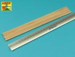 Wood-round-rods-