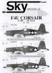 1-48-Vought-F4U-1-1A-4-FG-1A-Corsairs-Choice-of-37-USN-and-USM