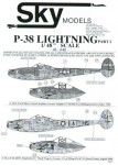 1-48-Lockheed-P-38-Lightnings-Markings-for-1