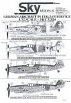 1-72-German-aircraft-in-Italian-service-Incl