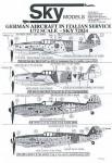 1-72-German-aircraft-in-Italian-service-Incl