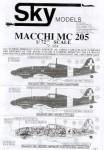 1-72-Macchi-MC-205-Choice-of-45-aircraft-in
