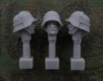 54mm-German-Head-M1916-Steel-Helmet-with-Armoured-Plate-and-Beard