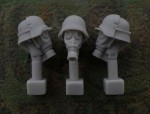 54mm-Head-M1916-Helmet-Gas-Mask-M17-Armoured-Plate