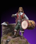54mm-English-civil-war-drummer