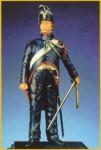 54mm-Brigadier-of-Gendarmes-in-undr-ess-on-Campaign