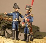 54mm-2-Figures-Captain-Adjudant-of-Artillery