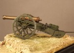 54mm-12Pd-Gribeauval-Cannon