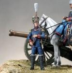 54mm-Colonel-dartillerie-r-pied-de-la-garde-Wagram-1809