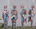 54mm-Artillerie-r-pied-de-la-garde-Wagram-1809