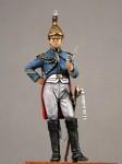 54mm-Brigadier-Trompette-Dragon-de-la-garde-Wagram-1809