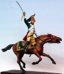 54mm-Officer-Guard-Dragonns-Charging-1809