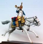 54mm-Trumpeter-Guard-Dragoons-Charging-1809