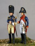 54mm-Officier-and-Chirurgien-Majors-Grenadier-r-cheval-de-la-garde-1809-2-fig