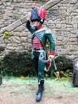 54mm-Sous-Lieutenant-12-and-232me-Chasseur-Wagran-1809