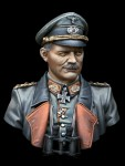 200mm-General-Guderian-Bust