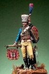 54mm-Trumpeteer-of-the-Chasseurs-a-Cheval