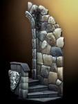 54mm-Castle-Section