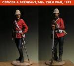 54mm-Oficcer-and-sergeant-24th-regiment-ZuluWar-1879