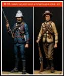 54mm-Durban-mounted-rifles-and-frontier-light-horse-Zulu-War1879