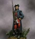 54mm-Grenadier-Officer-16th-Pulteneys-Foot-Culloden-1746