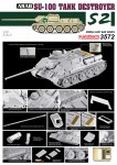 1-35-Egyptian-Army-SU-100-Tank-Destroyer-The-Six-Day-War