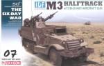 1-35-IDF-M3-Halftrack-w-TCM-20-Anti-Aircraft-Gun