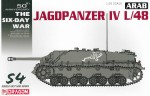 1-35-Arab-Jagdpanzer-IV-L-48-The-Six-Day-War