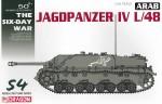 1-35-Arab-Jagdpanzer-IV-L-48-The-Six-Day-War