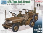 1-35-IDF-1-4-Ton-4x4-Truck-w-MG34-Machine-Guns
