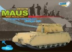 RARE-1-72-Maus-Superheavy-Tank-in-Delivery-Scheme-with-Prototype-turret-