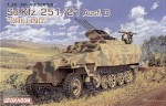 1-35-Sd-Kfz-251-21-Ausf-D-Drilling