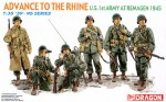 1-35-Advance-to-the-RhineU-S-1st-Army-at-Remagen1945