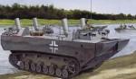1-35-Panzerfahre-Gepanzerte-Landwasserschlepper-Prototype-Nr-1